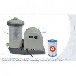 Depuradora intex 5.678 l/h ref 28636 | PiscinasDesmontable