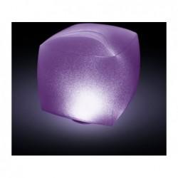 Lampara Flotante Luz LED Intex 28694 de 22x23x23 cm.   PiscinasDesmontable
