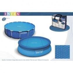 Cobertor solar piscina intex ref 29023. 448 cm   PiscinasDesmontable