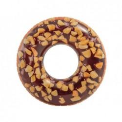 Flotador Hinchable Intex 56262 De 114 Cm. Donut Chocolate