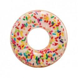 Flotador Hinchable Intex 56263 De 114 Cm. Donut Glaseado