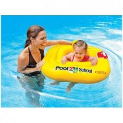 Flotador Hinchable Infantil 79x79 cm. Pool School Intex 56587 | PiscinasDesmontable