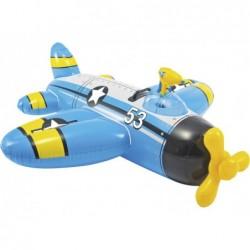 Avión Clásico Hinchable de 132x130 cm | PiscinasDesmontable