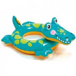 Flotador Con Cara De Animalitos