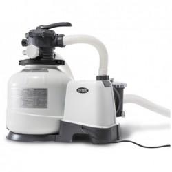 Depuradora Con Filtro De Arena Intex 26648 10.500 L/H