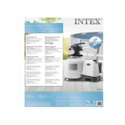 Depuradora con filtro de Arena Intex 26648 10.500 L/H | PiscinasDesmontable