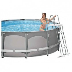 Escalera de Seguridad Intex 28076 de 122 cm. | PiscinasDesmontable