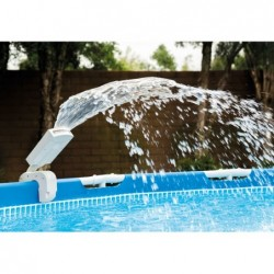 Fuente para Piscinas con luz LED Multicolor Intex 28089 | PiscinasDesmontable