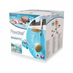 Depuradora Filtro de 2.574 l/h Skimatic Bestway 58462 | PiscinasDesmontable