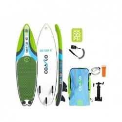 Tabla de Surf Hinchable Coasto Air Surf 6 Poolstar PB-CAIRS6B de 180x51 cm. | PiscinasDesmontable