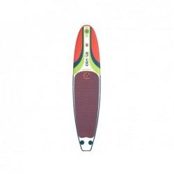 Tabla De Surf Hinchable Coasto Air Surf 8 Poolstar Pb-Cairs8a De 244x57 Cm.