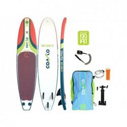 Tabla de Surf Hinchable Coasto Air Surf 8 Poolstar PB-CAIRS8A de 244x57 cm. | PiscinasDesmontable
