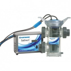 Clorador Salino Industrial Saline C 115 Grs Para Piscinas