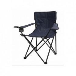 Silla De Playa Y Camping Plegable De 85x85x50 Cm
