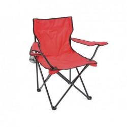 Silla De Playa Y Camping Plegable De 85x85x50 Cm | PiscinasDesmontable