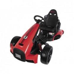 Coche de Batería 12V Kart Rojo | PiscinasDesmontable