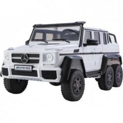 Coche de Batería 12V Mercedes Benz G63 Radio Control | PiscinasDesmontable