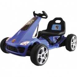 Coche de Batería 6V Kart con Radio Control