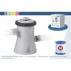 Depuradora Intex 1250 L/H Ref 28602 | PiscinasDesmontable