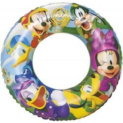 Flotador Hinchable Mickey Mouse Clubhouse De 56 Cm