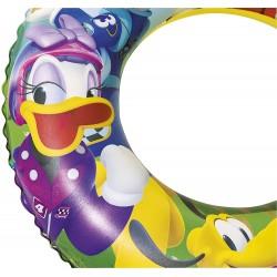 Flotador Hinchable Mickey Mouse Clubhouse De 56 Cm | PiscinasDesmontable