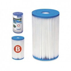 Filtro b intex ref. 29005. Reposición para depuradora | PiscinasDesmontable