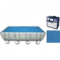Cobertor Solar Intex (538 X 253 Cm) Para Piscina | PiscinasDesmontable