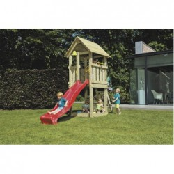 Parque Infantil Con Tobogán Kiosk Xl Masgames Ma802101