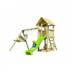 Parque Infantil Con Columpio Kiosk Xl Masgames Ma821101