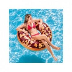 Flotador Hinchable Intex 56262 de 114 cm. Donut Chocolate | PiscinasDesmontable