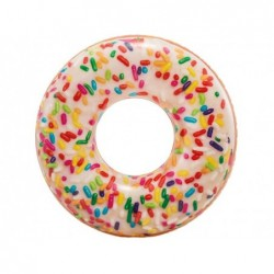 Flotador Hinchable Intex 56263 De 114 Cm. Donut Glaseado