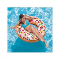 Flotador Hinchable Intex 56263 de 114 cm. Donut Glaseado | PiscinasDesmontable