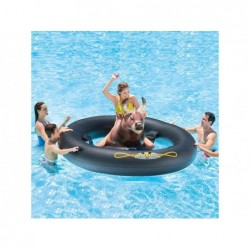 Toro Hinchable Inflatabull Intex 56280eu De 239x196x81 Cm. | PiscinasDesmontable