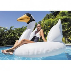 Isla Hinchable Intex 56287 Cisne De 194x152x147 Cm. | PiscinasDesmontable