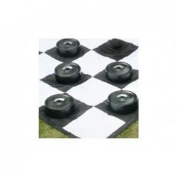 Damas de Ajedrez Gigante Masgames MA900805 | PiscinasDesmontable