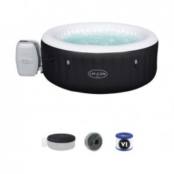Spa Hinchable de 180x66 cm. Miami Air Jet Lay-Z-Spa Bestway 60001 | PiscinasDesmontable