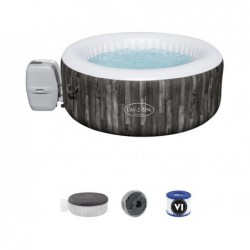 Spa Hinchable de 180x66 cm. Bahamas Air Jet Lay-Z-Spa Bestway 60005 | PiscinasDesmontable