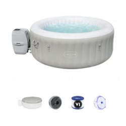 Spa Hinchable de 180x66 cm. Tahiti Air Jet Lay-Z-Spa Bestway 60007 | PiscinasDesmontable