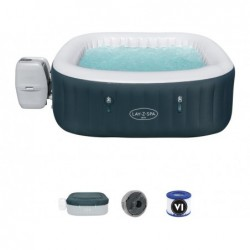 Spa Hinchable de 180x180x66 cm. Ibiza Air Jet Lay-Z-Spa Bestway 60015 | PiscinasDesmontable