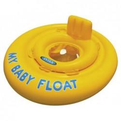 Flotador Infantil Con Asiento Intex 56585 De 70 Cm. Para Bebé