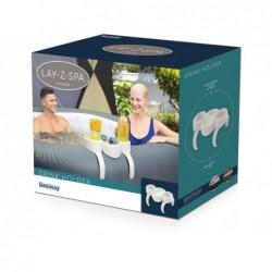Portabebidas para Spa Lay-Z-Spa Bestway 60306 | PiscinasDesmontable