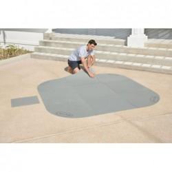 Suelo Protector para spa Lay-Z-Spa Bestway 60309 | PiscinasDesmontable