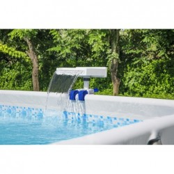 Cascada con Luz LED Bestway 58619 | PiscinasDesmontable