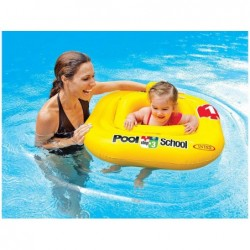 Flotador Hinchable Infantil 79x79 Cm. Pool School Intex 56587 | PiscinasDesmontable