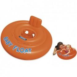 Asiento Con Flotador Hinchable Redondo Para Bebé De 76 Cm | PiscinasDesmontable