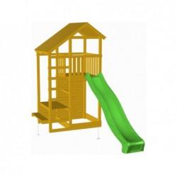 Parque Infantil Con Tobogán Teide Xl Masgames Ma700100