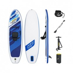 Tabla de Paddle Surf Convertible de 305x84x12 cm. Ocean Bestway 65350 | PiscinasDesmontable