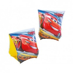 Manguitos Hinchables de Cars Intex 56652 de 23x15 cm.  | PiscinasDesmontable