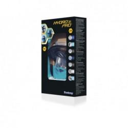 Máscara Snorkel Hydro Pro con 2 Tubos Talla L/XL Bestway 24058 | PiscinasDesmontable