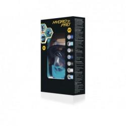 Máscara Snorkel Hydro Pro con 2 Tubos Talla S/M Bestway 24060 | PiscinasDesmontable
